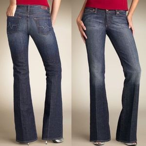 AG The Club style women's bootcut jeans